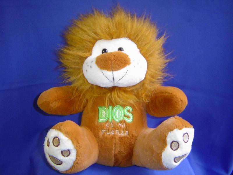 08781 León de Peluche dia del niño 031