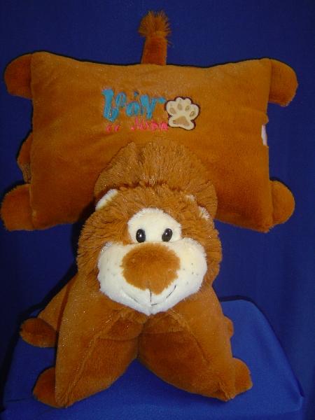 almohada leon dia del niño y de la mama 046