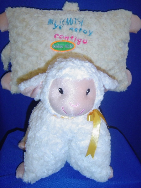almohada oveja dia del niño y de la mama 047
