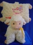 almohada oveja dia del niño y de la mama 040