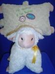 almohada oveja dia del niño y de la mama 050